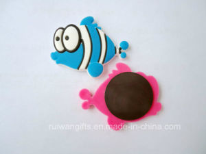 Fish Soft PVC Fridge Magnet, Fridge Magnet Sticker, pictures & photos