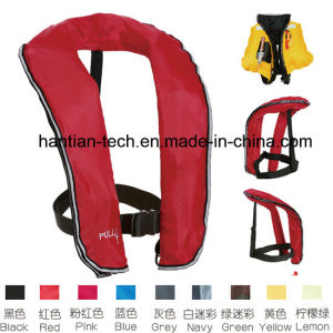Lifesaving Marine Equipment Inflatavle Safety Vest for Sale (HT107) pictures & photos