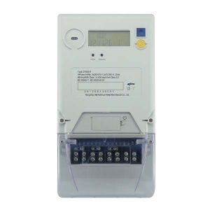 Three Phase Multifunctional Four-Quadrant Load Profiling Meter (XLE34 Type130)