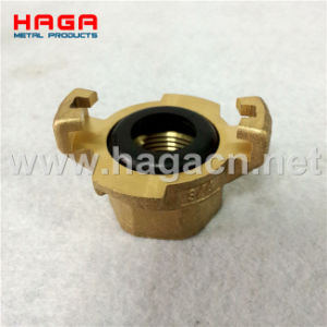 French Type Geka Coupling Male Thread pictures & photos