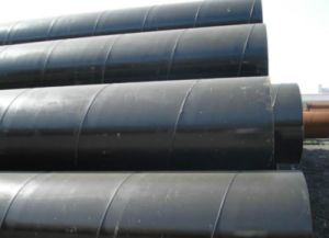 A106 Spiral Welded Steel Tube Q235 St52