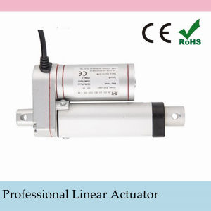 "1′′ Stroke 50 Lb1.2"" Per Second 12 VDC Linear Actuator"
