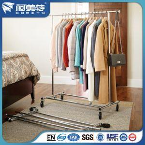 Portable Folding Aluminium Clothes Rack With Customized Size