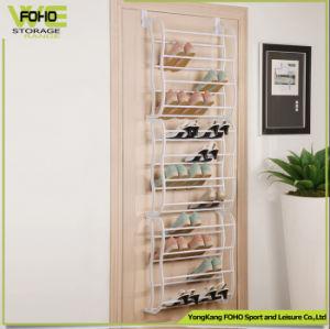 Door Hanging Shoe Rack.Hanging Shoe Storage Rack Removable 12 Layer Metal Door Hanging Shoe Organizer