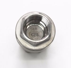 Stainless Steel Soft Sealing Spring Check Valve pictures & photos