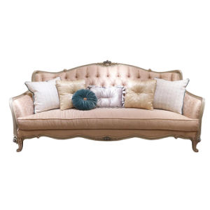 [Hot Item] European French Royal Living Room Furniture Princess Classic  Vintage Sofa High Quality Modern Palace Furniture European Style Home ...