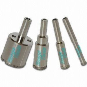 Diamond Glass Drill Bit (KS-GL1)