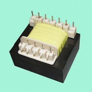 China EI Series PCB Transformers-100% Quality Check in House Before ...