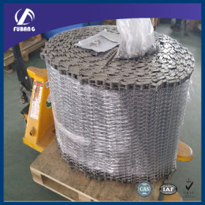 Stainless Steel Wire Mesh Belt / Chain Conveyor Belt pictures & photos