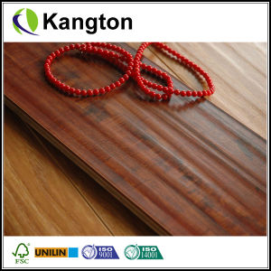 Handscraped Parquet Laminate Flooring (laminate flooring) pictures & photos