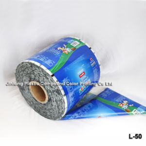 Shrink Sleeve Label for Bottled Beverage pictures & photos