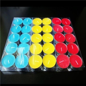 Multi-Color Tealight Candles 12g/14G for Votive Party Activity pictures & photos