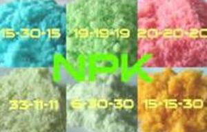 NPK Fertilizer (CAS No.: 6665-4-2)