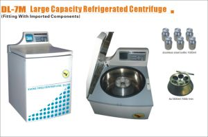 Large Capacity Refrigerated Centrifuge (DL-7M)