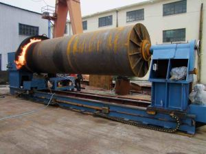 Corrugated Furnace Shapping Machine