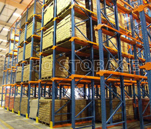 CE Certified Heavy Duty Warehouse Storage Pallet Drive in Rack pictures & photos