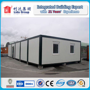Luxury Low Cost Container House pictures & photos