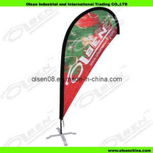 Flag Banner Polyester, Teardrop, Feather Flag pictures & photos