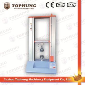 Universal Material Tensile Strength Testing Machine with Two Column pictures & photos