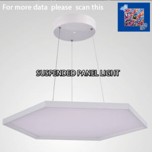 Six Side Suspended LED Panel Light Factory Supply pictures & photos