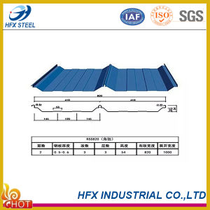 Color Coated Corrugated Steel Sheet for Building