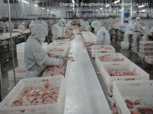 Chicken Cutting Line/Cut-up pictures & photos