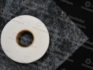 Hot Melt Fusibling Interlinings, Double Side Fusing Tape pictures & photos