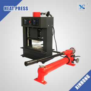 Hydraulic jack 20 tons rosin tech heat press machine pictures & photos
