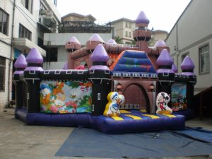 Popular New Designed inflatable Castles for Chrildren