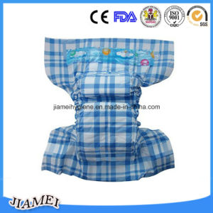 Ghana Check Check Design Baby Diaper Manufacturer pictures & photos