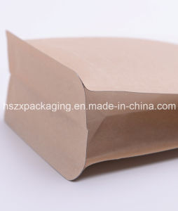 3-Dimensional Food Kraft Paper Packaging Packing Bag pictures & photos