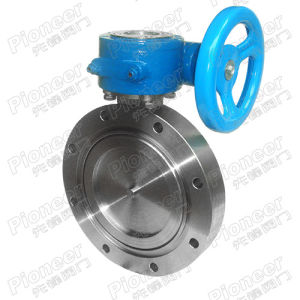 Gi High Vacuum Butterfly Valve pictures & photos