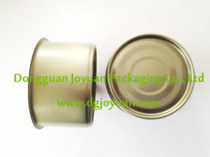 640 110g Drd Two Piece Empty Cans for Food Packaging pictures & photos
