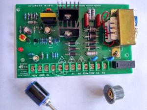 DC Speed Control Board for Bag Making Machine (TSCW 400A)