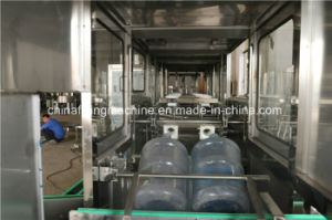 300bph 5 Gallon Complete Mineral Water Production Line pictures & photos
