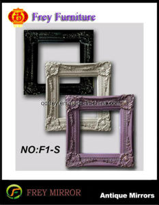 Ornate Antique Design Hand Carved Wooden Photo Frame pictures & photos