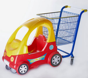 Kids Trolley for Shopping Mall and Supermarket pictures & photos