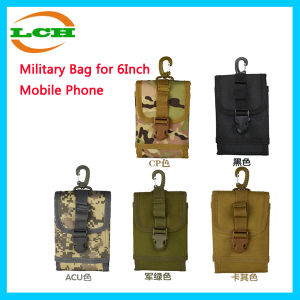 Military Waist Bag for Phone with Hook pictures & photos