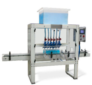 Filling Machine Anti Corrosion Liquid Filling Water Beverage Filling Machinery pictures & photos