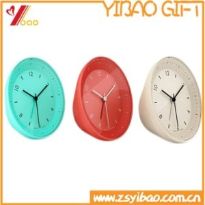Silicone Quartz Mini Alarm Clock /LED Electronic Alarm Clock pictures & photos