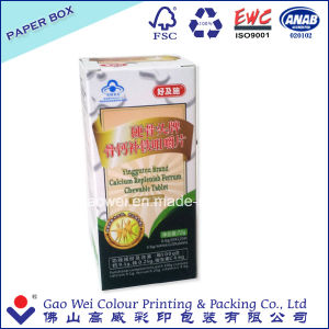 Cheap Custom High Level Packaging Paper Boxes pictures & photos