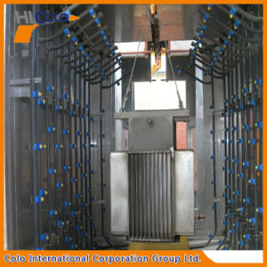 The Spray Plants of Powder Coating Line pictures & photos