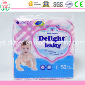 L50 Delight Baby Disposable Adult Baby Diapers for Africa Market