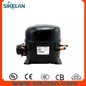 R404A Compressor (GQR14K) Light Commercial Refrigeration Compressor, Lbp, R404A Hermetic Compressor 220V pictures & photos