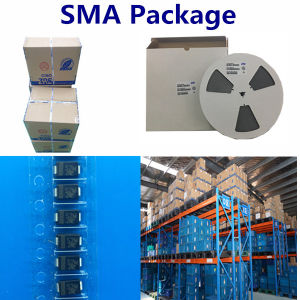 1A Es1a Thru Es1j Super Fast Recovery Rectifier Diode SMA/Do-214AC Package pictures & photos