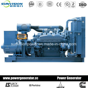 China Mitsubishi Generator, Generating Set 1500kVA with Mitsubishi