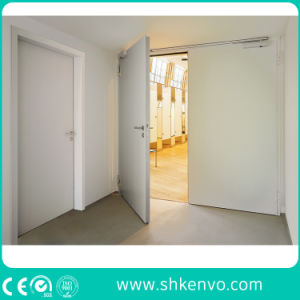 UL and BS Certified Fire Retardant Metal Door pictures & photos