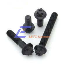 DIN 34801-Steel Hexalobular Head Bolts with Large Flange