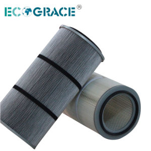 Dust Filter Pleated Filter Air Filter Cartridge (ECF 352 / 660)