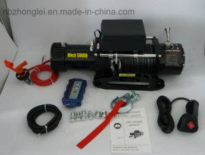 off-Road Eelctric Winch 13000lb Factory Supplier